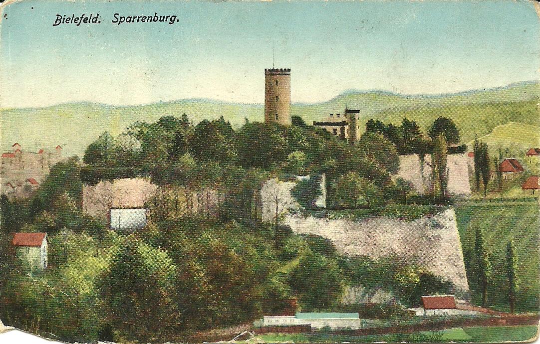 sparrenburg bielefeld restaurant
